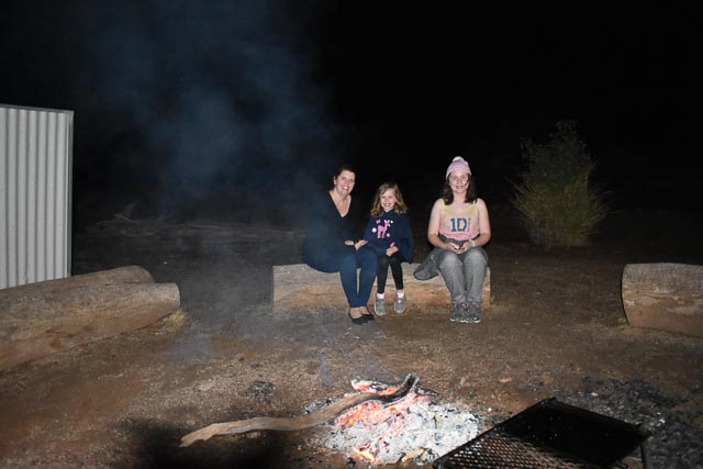 Family Camping Trip to the Flinders Ranges